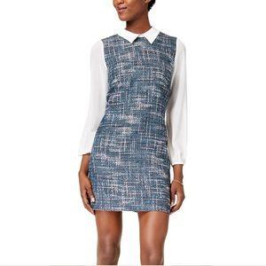 MaisonJules layered dress NWT